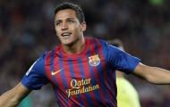 Tất cả những bàn thắng của Sanchez cho Barcelona