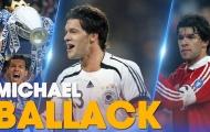 Vào ngày này |26.9| Michael Ballack - Ông vua về nhì vĩ đại