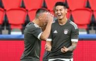 Dàn sao Bayern cười thả ga ngay trên thánh địa của PSG