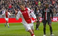 Klaas-Jan Huntelaar và 10 bàn thắng hay nhất trong màu áo Ajax