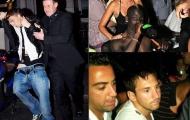 Messi, Ramos và sao bóng đá làm gì khi say xỉn?