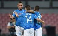 Napoli 3-1 Feyenoord: Tam tấu tỏa sáng rực rỡ