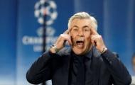 Ancelotti vừa bị sa thải, cả châu Âu náo loạn cầu cứu