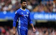 Morata chưa thể sánh bằng Costa