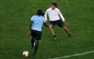 Inzaghi đối đầu với em trai Lukaku trên sân tập Lazio
