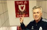 Dự đoán bến đỗ mới của Ancelotti: Milan không phải là duy nhất?