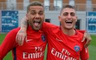 Hạ đo ván Bayern, Alves pha trò tưng bừng trên sân tập