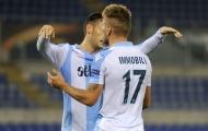 Lazio 2-0 Zulte Waregem: Phong độ ghi bàn khủng khiếp của Immobile