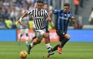 01h45 ngày 02/10/2017, Atalanta vs Juventus: Trai cò đánh nhau, ngư ông đắc lợi