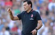 Vì Ancelotti, Montella sẽ bị học trò tại Milan 'đá ghế' vào tối nay?