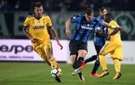 Atalanta 2-2 Juventus: Sự bất lực của nhà vua