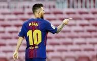 Cầu thủ ấn tượng nhất tuần qua: Bão tố cũng chẳng ngăn được Messi