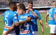 Thống kê: Juventus 'mạnh nhất' cũng không 'khủng' bằng Napoli