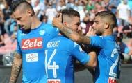Thống kê vòng 7 Serie A: Khi Napoli thoát khỏi bóng Juventus