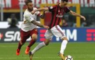 TRỰC TIẾP AC Milan 0-2 AS Roma: Còn gì để bào chữa? (KT)