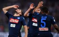 """Inter chật vật vượt ải, Napoli độc chiếm ngôi đầu, Lazio đánh """"tennis"""" trên sân Sassuolo"""