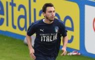 'Người thừa' của M.U hăng say tập luyện trên tuyển Italia