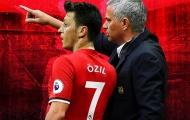 Sẽ rất sai lầm nếu MU mua Mesut Oezil