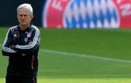 'Bố già' Heynckes XÁC NHẬN đang đàm phán với Bayern