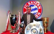 CHÍNH THỨC: Bayern Munich có tân HLV thay Carlo Ancelotti