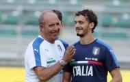 Vòng loại World Cup 2018: Italia - bình mới, rượu cũ