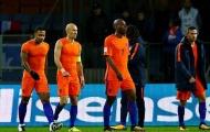 Belarus 1-3 Hà Lan: 'Cơn gió thoảng da cam' níu kéo hy vọng