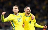 Thụy Điển hủy diệt Luxembourg, cơ hội cho Hà Lan là 1%