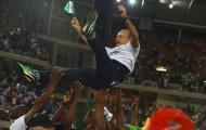 Xác định đội đầu tiên của châu Phi đoạt vé dự World Cup