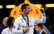 30 ứng viên Quả Bóng Vàng: Ronaldo che mờ tất cả