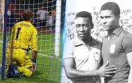 Vào ngày này  11.10  Pele vượt qua Eusebio và ngày ác mộng của Robinson