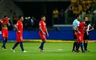 Chile ra tay sau sự việc Colombia - Peru 'dàn xếp tỷ số'