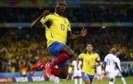 San trận thua Argentina, 5 cầu thủ Ecuador bị cấm thi đấu vĩnh viễn