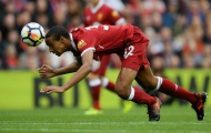 Liverpool đã hoàn toàn thống trị trận đấu với M.U