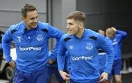 Trước thời khắc sinh tử, dàn sao Everton vẫn thoải mái pha trò