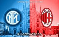 01h45 ngày 16/10, Inter vs AC Milan: Cuộc chiến của những đồng nhân dân tệ