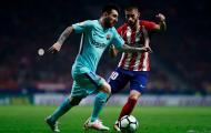 Highlights: Atletico Madrid 1-1 Barcelona (Vòng 8 La Liga)