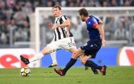Highlights: Juventus 1-2 Lazio (Vòng 8 Serie A)