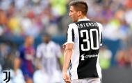 Màn trình diễn của Rodrigo Bentancur vs Lazio