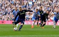 Rooney 'cứu giá', Everton thoát hiểm ở 'hang nhạn'
