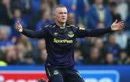 Rooney lại có thêm cột mốc mới trong sự nghiệp