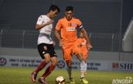 SHB Đà Nẵng 2-0 Long An (Vòng 21 V-League 2017)