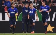 TRỰC TIẾP Juventus 1-2 Lazio: PENALTY phút bù giờ (KT)