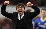 Bonucci: 'Conte là HLV xuất sắc nhất!'