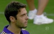 Kaka khóc hết nước mắt ở trận đấu cuối sự nghiệp