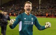 Huyền thoại Man Utd coi trọng tài năng thủ thành bị chê của Liverpool