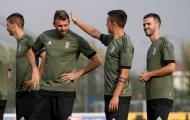 Không còn kỷ lục, Juventus vẫn tự tin trở lại Champions League
