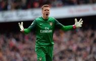 'Tôi không giỏi lên chút nào lúc thi đấu cho Arsenal'