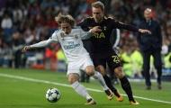 Highlights: Real Madrid 1-1 Tottenham (Bảng H - Champions League)