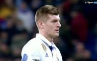 Màn trình diễn của Toni Kroos vs Tottenham