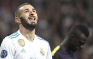 Tài năng của Benzema đã bị 'thổi phồng'?